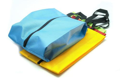 Premium Quality Nylon Foldable Shoe Bag Bags One Dollar Only