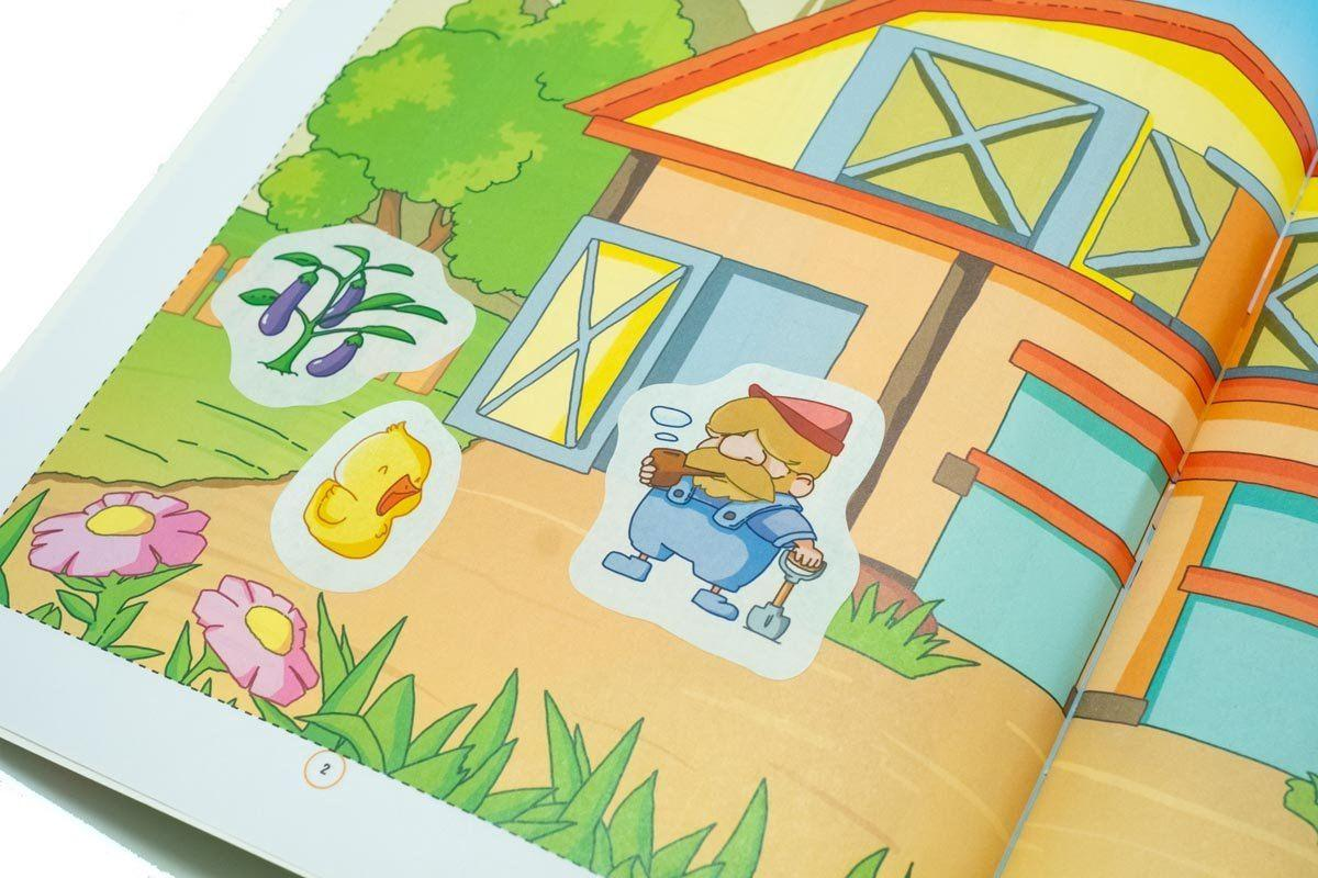 Sticker Activity Book 250619 OneDollarOnly